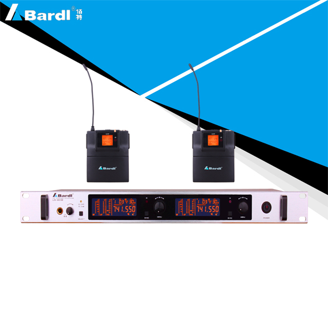 Bardl true Diversity wireless microphone US-803E